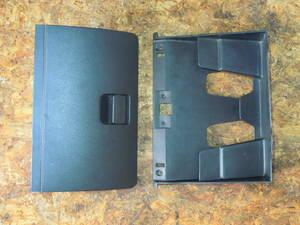 スズキ アルトワークス HA11S F6A 3ドア 純正 グローブボックス フタ 蓋 パネル カバー 内装 検) HB11S HB21S HA21S 等 (取り付けOKです)