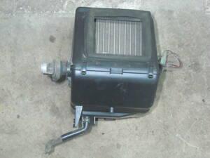 スズキ アルトワークス HA11S F6A MT 純正 エアコン エバポレーター コア ケース付き ユニット 検) HB11S HA21S 等 (ガス漏れありません)