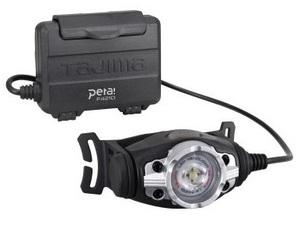 タジマ LEDヘッドライトF421D LE-F421D サイズ38mmx87mmx55mm TJMデザイン TAJIMA 265326