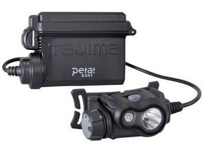 タジマ ペタLEDヘッドライトE351 LE-E351 最大350lm 選べる3照射切替 上下可動ヘッド TJMデザイン TAJIMA 265241