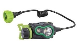 タジマ ペタLEDヘッドライトU351 LE-U351 ワンプッシュ照射モード切替 大径-2灯-スポット TJMデザイン TAJIMA 265227