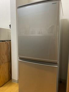 SHARP 冷蔵庫 単身用 137L 2018年製