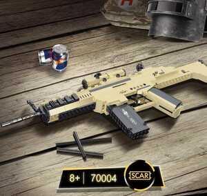 【送料無料】フィギュア 互換性 インスタ映え LEGO レゴ ブロック 武器 銃 戦争 プラモデル