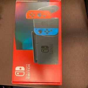 任天堂 Nintendo Switch Joy-Con(L) ネオンブルー/(R) ネオンレッド HAD-S-KABAA
