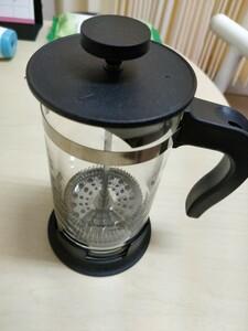 フレンチプレスコーヒーメーカー