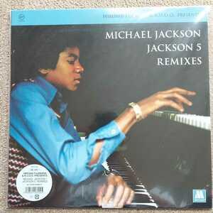 Michael Jackson Jackson 5 REMIXES HIROSHI FUJIWARA K.U.D.O.PRESENTS レコード 新品未使用 送料無料