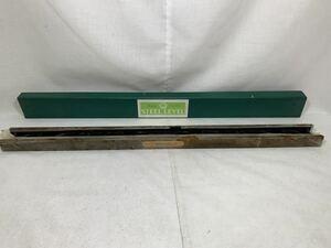 ハンドツール【FSK】TRADE MARK/STEEL LEVEL/鉄水平器/600粍/600mm