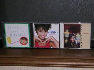 国内盤CD3枚まとめて 大西結花/「Greetings from the BIG WEST」 「TAKE A CHANCE」 「Le reve (ル・レーヴ)」