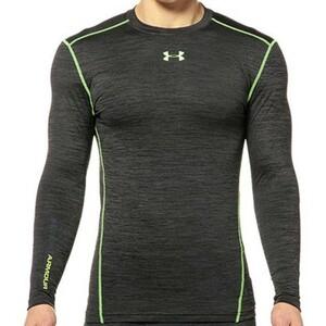 【送料無料】【新品】【定価8000円】長袖Tシャツ SMサイズ アンダーアーマー MCM1301 メンズ コールドギア UNDER ARMOUR 匿名配送