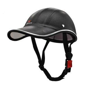 新品 ヘルメット 電動 ハーフフェイス 安全 ヘッド ボード サイクリング Helmet 2 バイク 保護 アクセサリー