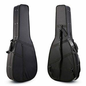 ギターケース アコースティック クラシック ケース ハードケース 新品 おすすめ ストラップ付き