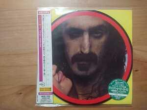 ★フランク・ザッパ Frank Zappa ★ベイビー・スネイクス Baby Snakes ★紙ジャケット仕様CD ★国内盤 ★帯付き ★未開封