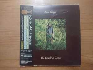 ★アン・ブリッグス ANNE BRIGGS ★森の妖精 Time Has Come ★紙ジャケット仕様CD ★国内盤 ★帯付き ★中古品
