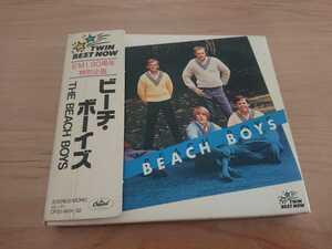 ★ビーチ・ボーイズ The Beach Boys ★EMI90周年特別企画 ★2枚組CD ★国内盤 ★中古品