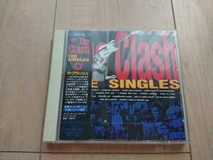 ★ザ・クラッシュ The Clash ★ザ・シングルス The Singles ★CD ★国内盤 ★帯付 ★中古品