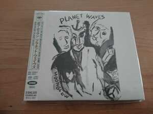★ボブ・ディラン BOB DYLAN ★プラネット・ウェイヴズ Planet Waves ★CD ★国内盤 ★帯付 ★未開封