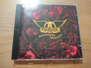 ★エアロスミス Aerosmith ★パーマネント・ヴァケイション Permanent Vacation ★CD ★中古品