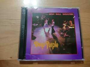 ★ディープ・パープル Deep Purple ★ハイ・ボール・シューター High Ball Shooter ★2枚組CD ★中古品
