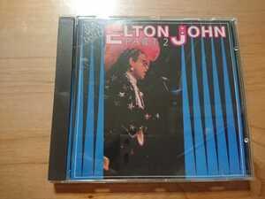 ★エルトン・ジョン Elton John ★ベリー・ベスト・オブ・エルトン・ジョン Very Best Of Elton John PARTⅡ ★CD ★中古品 ★ケースひび有