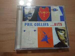 ★フィル・コリンズ Phil Collins ★ベスト・オブ・フィル・コリンズ Phil Collins...hits ★CD ★国内盤 ★中古品