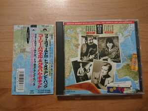 ★FORCEFIELD Ⅲ TO OZ AND BACK ★コージー・パウエル&グラハム・ボネット Cozy Powell& Graham Bonnet ★CD ★国内盤 ★帯付 ★中古品