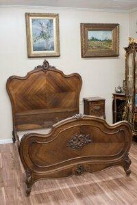 《フランスアンティーク》ルイ15世様式寝室 2点セット