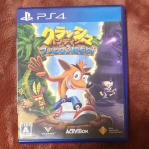 【PS4】 クラッシュ・バンディクー ブッとび3段もり![通常版] クラッシュバンディクーブッとび3段もり!