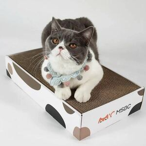 猫爪とぎ ボックス型 ※送料込 本体1個+替2枚セット