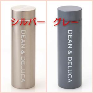 DEAN & DELUCA ディーンアンドデルーカ ステンレスボトル 水筒 ディーン&デルーカ シルバー グレー