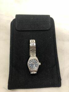 C送料無料 自動巻稼働品 CITIZEN シチズン コスモスター COSMO STAR レディース 腕時計 8c/10b