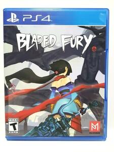 PS4 BLADED FURY 北米版