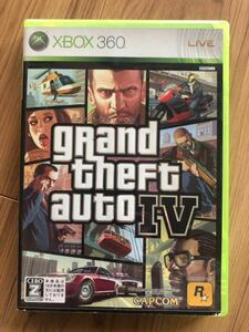 グランド・セフト・オート IV Xbox360 ゲームソフト