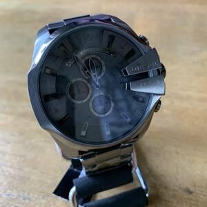 【新品】ディーゼル DIESEL クオーツ メンズ クロノ 腕時計 DZ4282