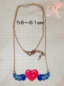 Handmade resin necklace