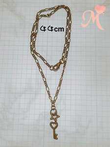 Handmade necklace antique