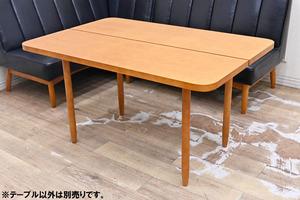 J161M 購入総額18万円 超人気ファニチャー ウニコ unico WYTHE ワイス ダイニングテーブル 食卓机 食卓テーブル 1点のみ 各単品にて出品