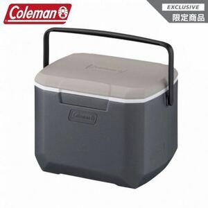 ☆新品 コールマン Coleman 限定 クーラーボックス グレー 保冷 キャンプ アウトドア 釣り モンベル ロゴス スノーピーク