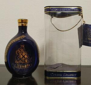 ディンプル スコッチ ウイスキー 希少古酒陶瓶 Dimple Scotch Whisky 12year