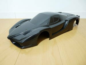 タミヤ エンツォフェラーリ ボディカーボンプリント 1/10 ツーリング ドリフト TT  TA