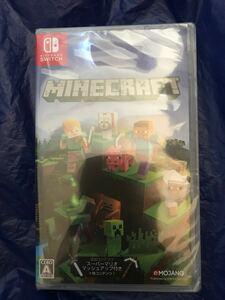 送料無料 新品未開封 マインクラフト Minecraft Switch スイッチ