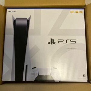 PlayStation 5 CFI-1000A01 箱に傷有り