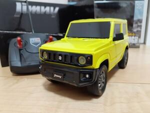 3台まとめて!SUZUKIジムニー ラジコンカー3色セット(コンプリートセット)スズキ Jimny RCカー