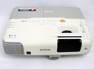 【中古】EPSON 液晶プロジェクター EB-900 本体・リモコンいたみ