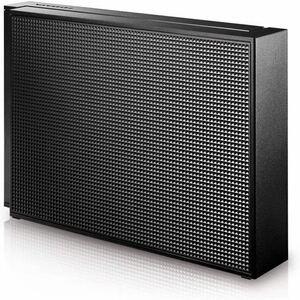 【中古】I-O DATA アイ・オー・データ 外付けハードディスク EX-HDAZ-UTL2K 2TB 未使用