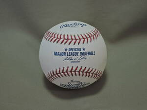 ☆【MLB 2002オールスターゲームホームランダービー オフィシャルボール】