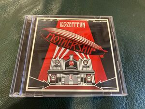 Led Zeppelin(レッドツェッペリン)MOTHER SHIP マザーシップ 2枚組ベストアルバム BEST リマスター