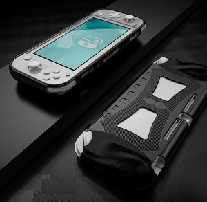 最新 Nintendo Switch Lite 専用TPU ケースカバー黒 任天堂スイッチライト ピッタリフィット!落下時の破損防止!汚れ・指紋防止!