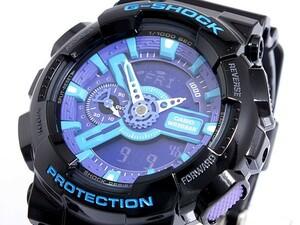 新品未使用品 カシオ Gショック 腕時計 GA-110HC-1AJF 国内正規 ハイパーカラーズ//a385