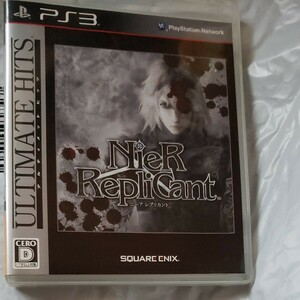 PS3 ニーアレプリカント 値下げ不可 プレイステーション3
