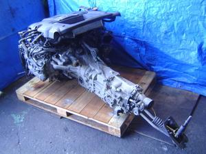 TA-BL5 レガシィ GT EJ20Y エンジン 5FMT マニュアルミッション付 (ジャンク)